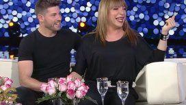 Lizy Tagliani cortó con su novio por los comentarios en las redes