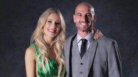 Los detalles del romance de Licha López y la hija del presidente de Racing