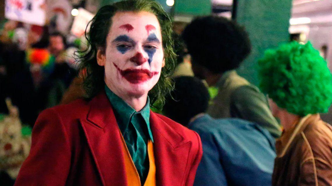 ¡De no creer! Una escena de Joker ilusiona a todos los hinchas de Boca