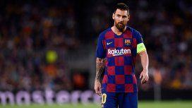 El fanatismo menos pensado: el elogio de Lionel Messi para El Marginal