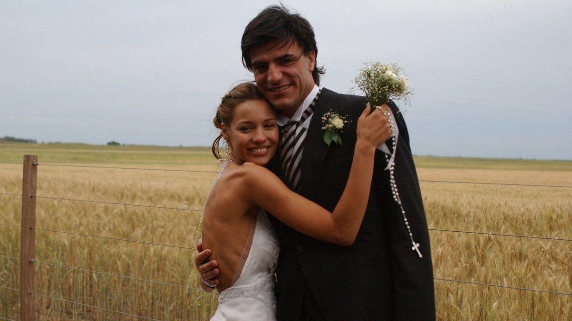 El matrimonio fallido de Pampita con Martin Barrantes