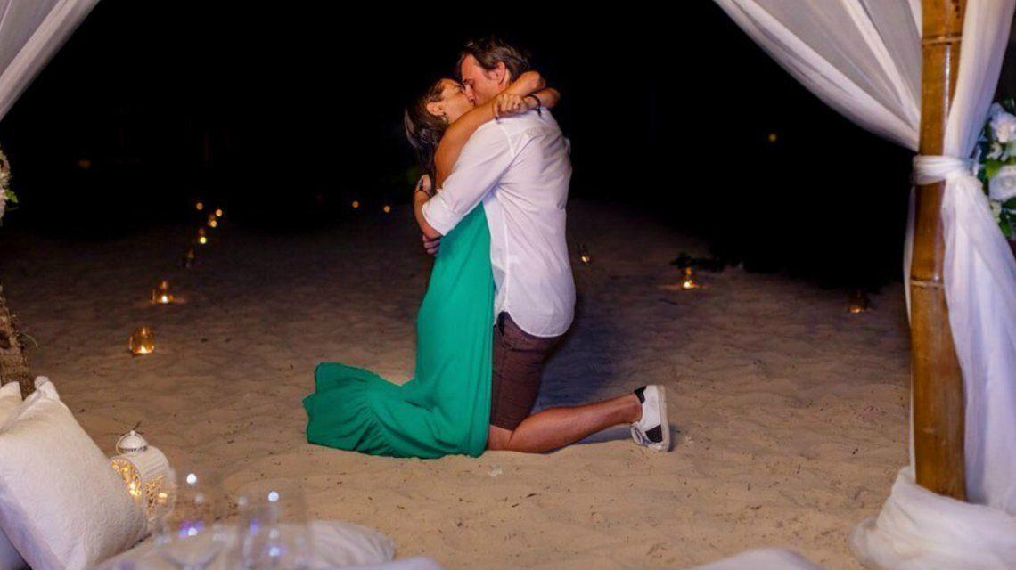 Pampita confirmó que se va a casar con Roberto García Moritán: el video