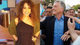 Patricia Sosa defendió al gobierno de Macri y deslizó quedonaría la mitad de su sueldo