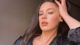 Delfina Chaves subió una foto de pezones e Instagram la eliminó