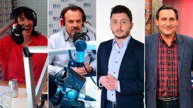 Los nominados a los Martín Fierro de Radio