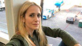 Julieta Prandi denunció por violencia familiar a su ex pareja