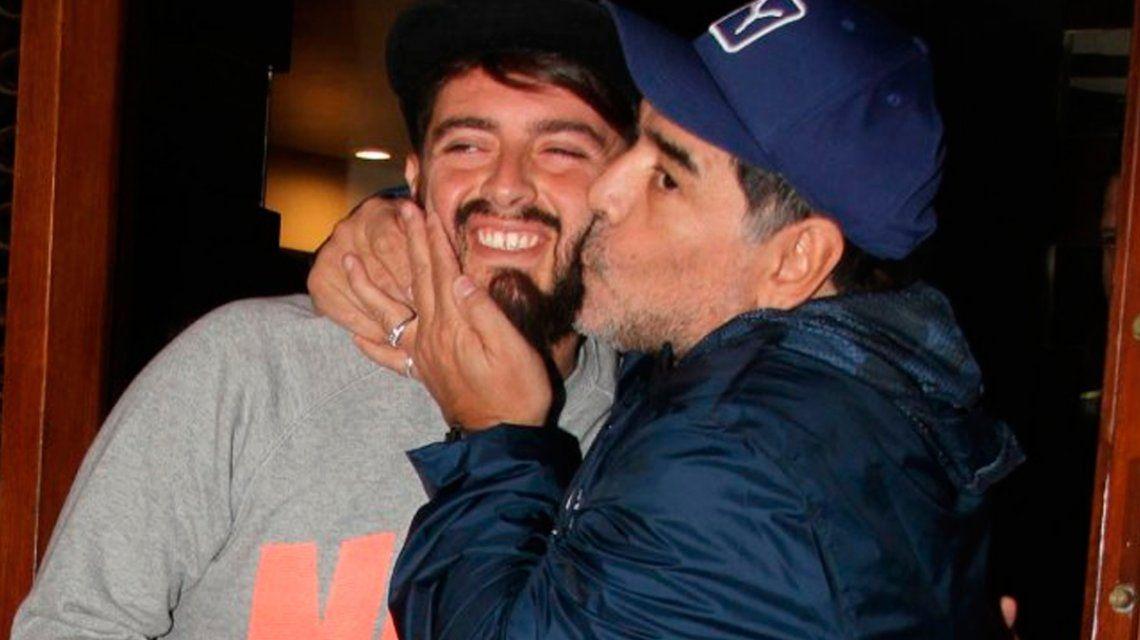 Nació India Nicole, la cuarta nieta de Diego Maradona