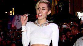 La provocativa foto de Miley Cyrus