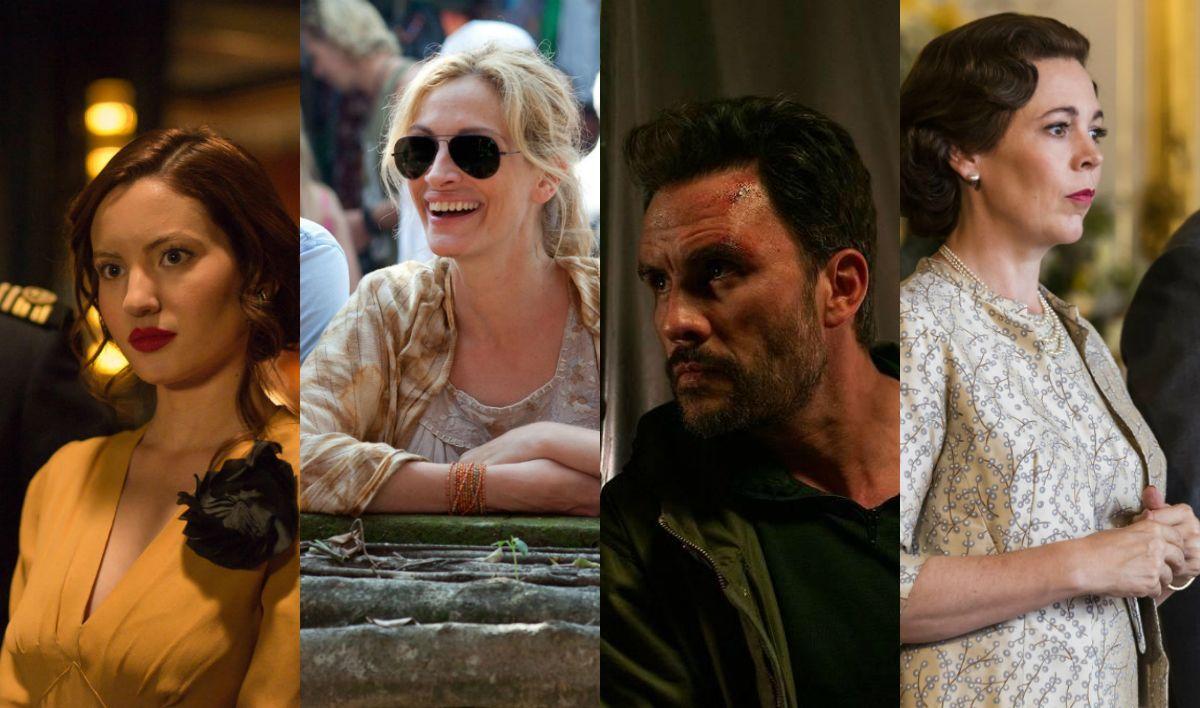 Películas y series: los estrenos de Netflix para noviembre