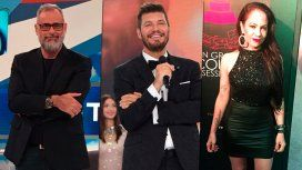 Los famosos no esperaron el escrutinio: el festejo por los boca de urna