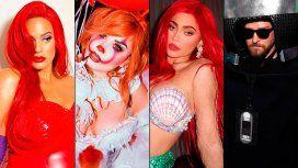 Los mejores disfraces de los famosos para Halloween