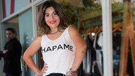 Los extraños mensajes de Gianinna Maradona: Recen por él
