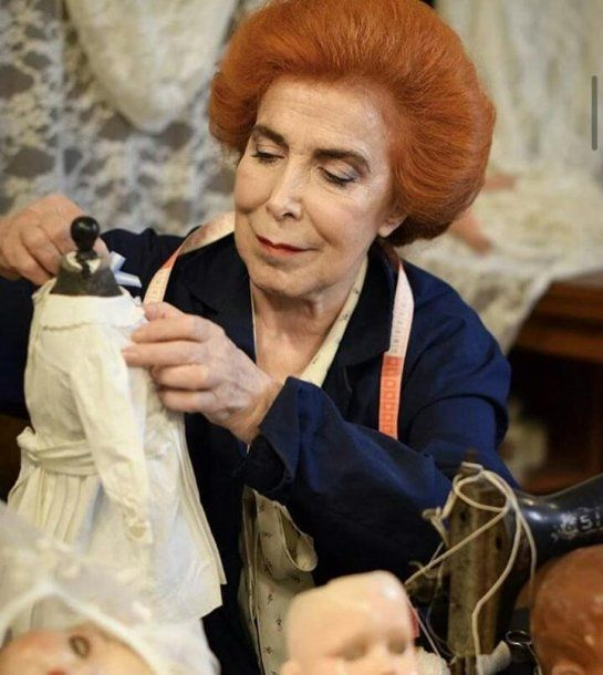 Mirta Busnelli y la creación de la Fundación Evita (1948)
