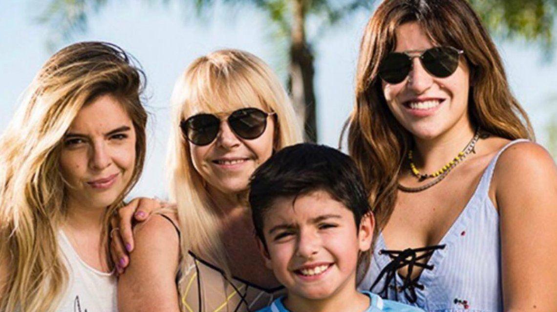 Claudia Villafañe: Me enoja que Diego hable mal de sus hijas