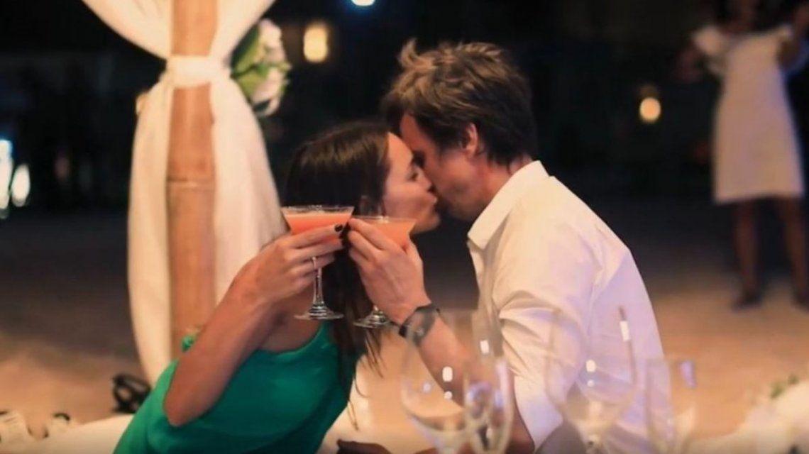La llamativa estrategia pasional de Pampita antes de su casamiento con Roberto García Moritán