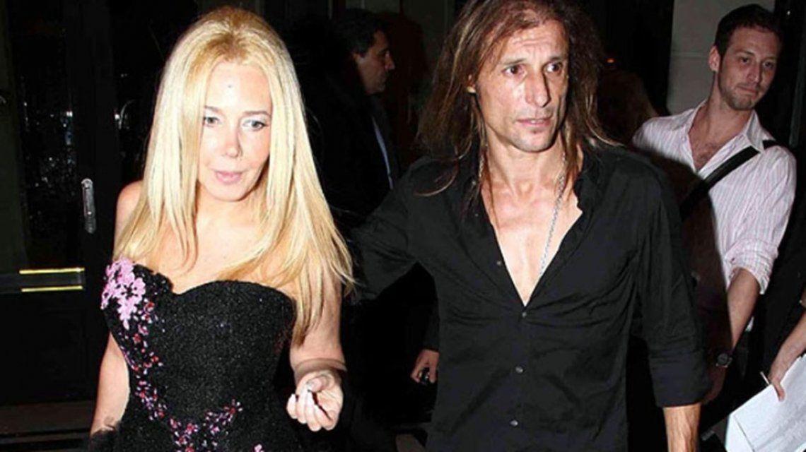 Mariana Nannis denunció por abuso sexual a Claudio Caniggia en la Justicia