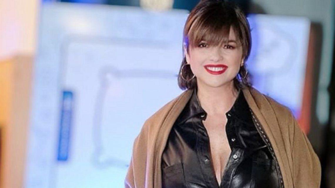 Araceli González, internada por una bacteria en la sangre