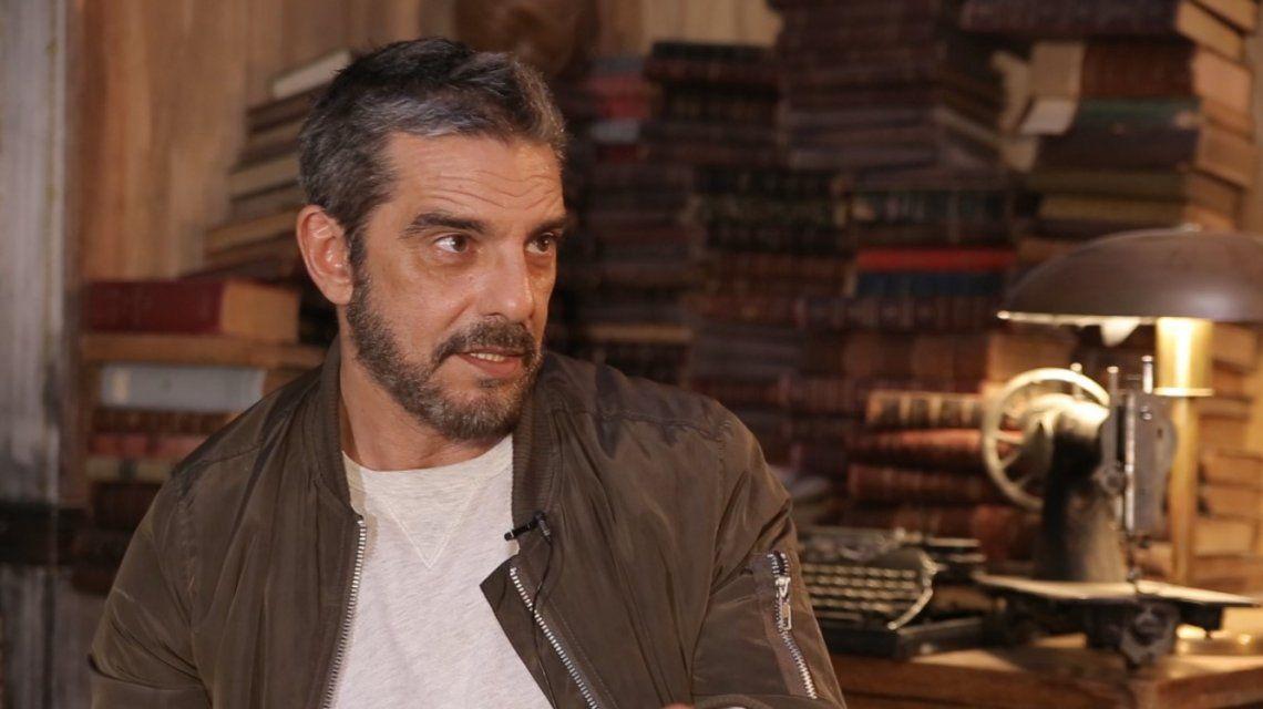 Fabián Mazzei, sacado contra Adrián Suar: Usa a su hijo como un escudo