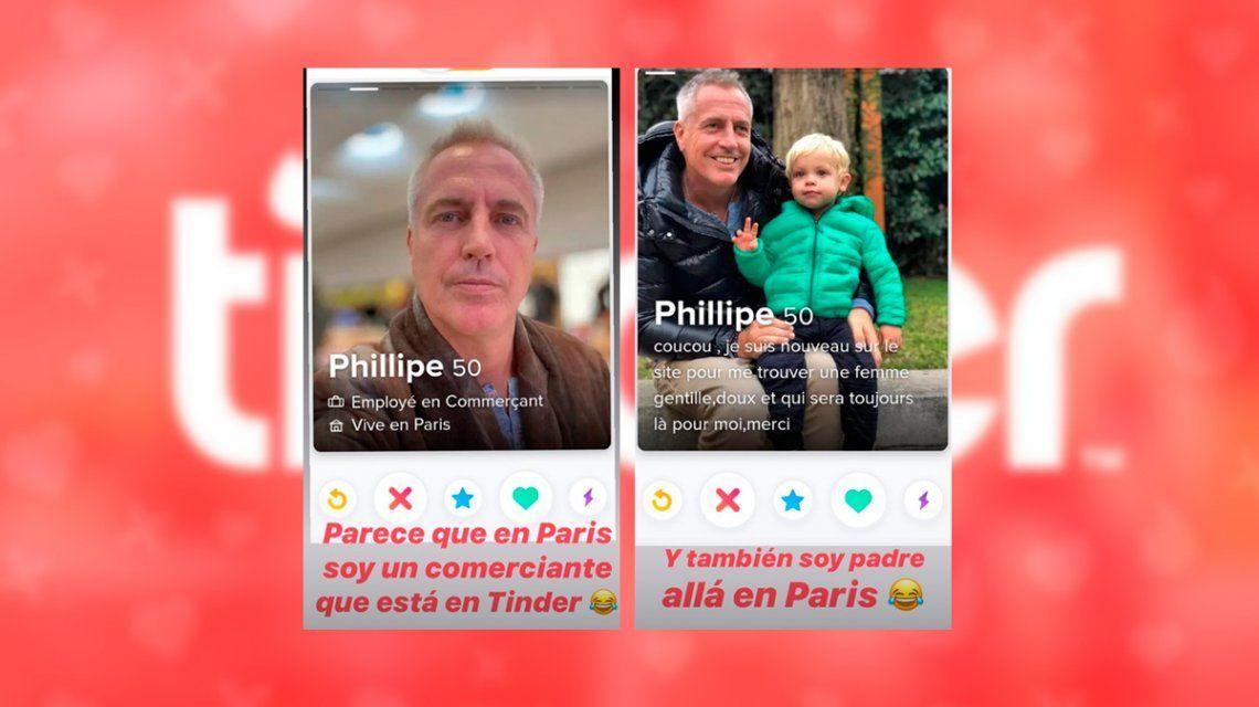 Insólito: un hombre se hace pasar por Marley en Tinder en París