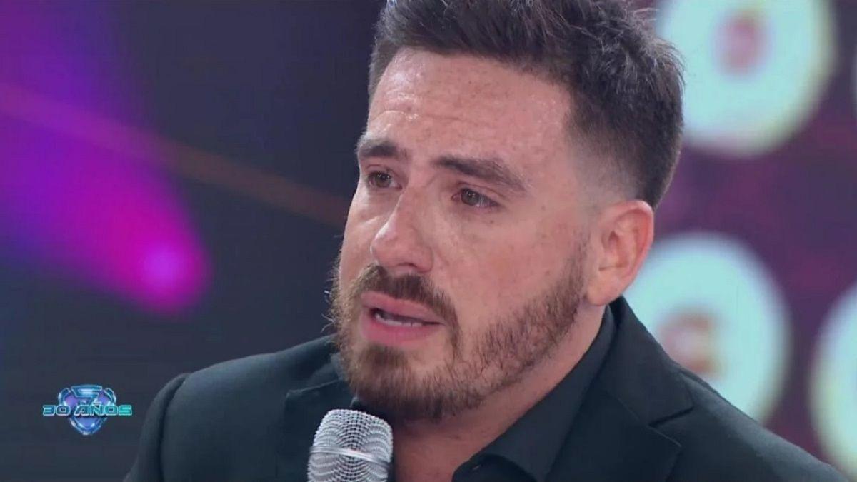 Fede Bal se quebró en vivo al hablar de la salud de su papá: Hoy lo que queda es rezar