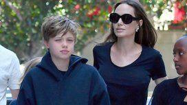 El cambio de nombre del hijo trans de Angelina Jolie y Brad Pitt
