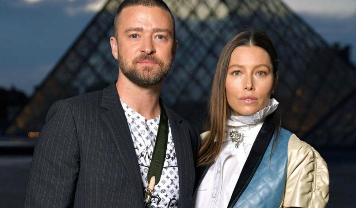 Justin Timberlake le pidió disculpas a Jessica Biel por las fotos junto a Alisha Wainwrigh