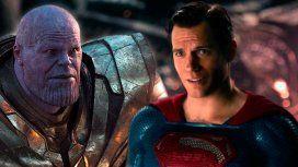 Henry Cavill, íntimo: ¿Superman se tomaría una cerveza con Thanos?
