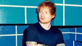Aseguran que Ed Sheeran está en Argentina: la foto