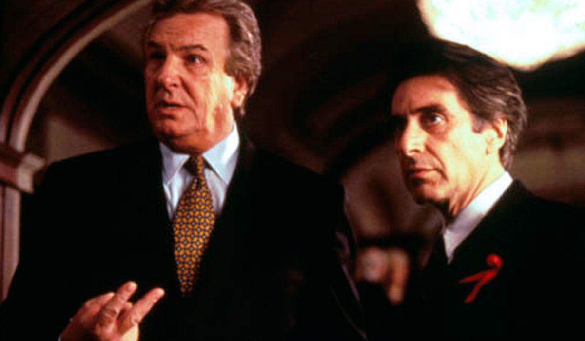 Murió Danny Aiello, actor de El Padrino II