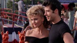 Olivia Newton-John y John Travolta recrearon Grease 40 años después