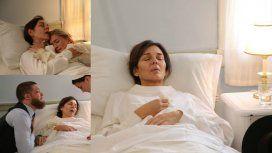 VIDEO: Así fue la muerte del personaje deAndrea Frigerio en ATAV