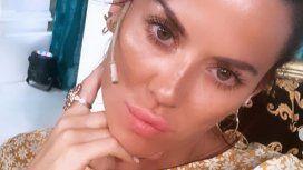 Karina Jelinek tuvo un ataque de pánico en vivo: Hace mucho que no me pasaba