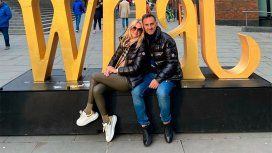 ¿Juntos otra vez? El álbum de fotos de Yanina y Diego Latorre por Europa