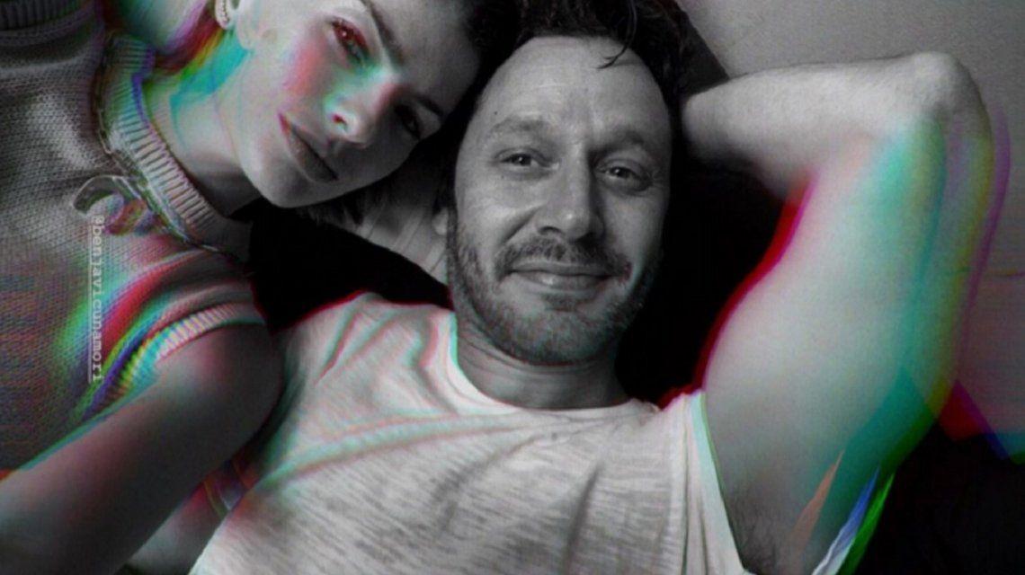 Las fotos románticas de la China Suárez y Benjamín Vicuña en Uruguay