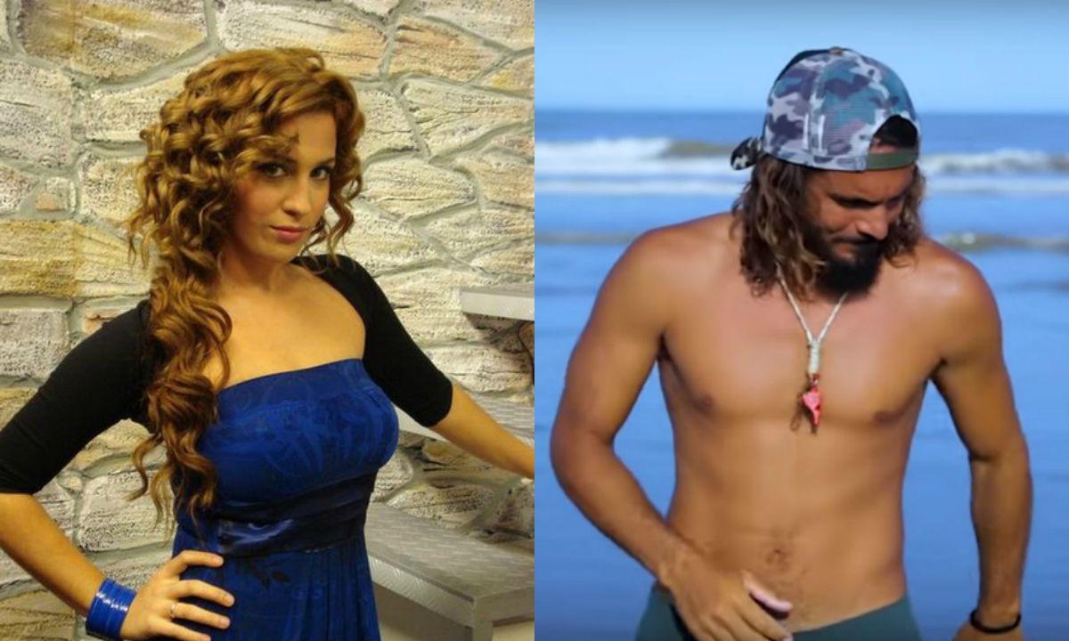 Luana, la nena de la tribuna de Nico, denuncia violencia de un ex que protagonizó un video viral: Me decía que sacaba la bestia