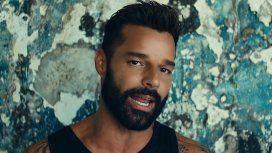 Ricky Martin estrenó el video de Tiburones