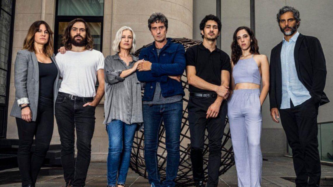 Empezó el rodaje de El Reino, la nueva serie argentina de Netflix