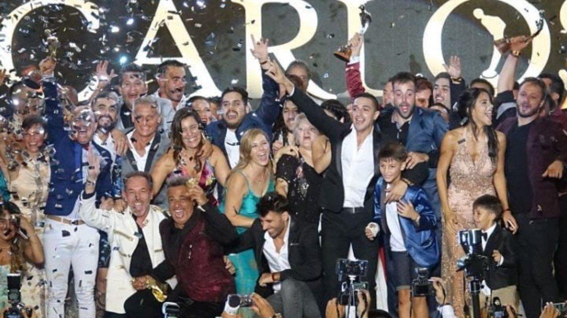 La lista completa de nominados a los Premios Carlos 2020