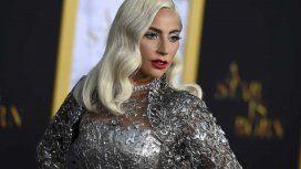 Lady Gaga presentó a su nuevo novio