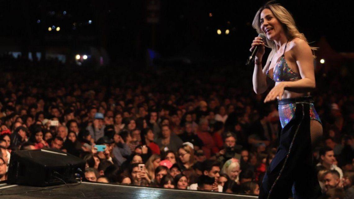 Jimena Barón canceló sus shows del fin de semana