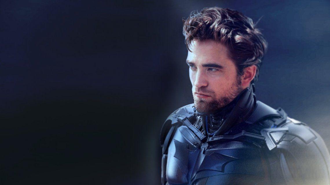 Las primeras imágenes de Robert Pattinson como Batman