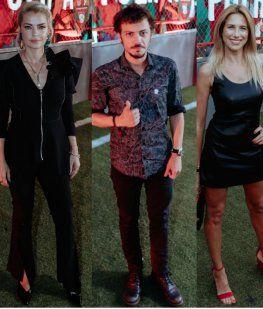 Los looks de los famosos en la alfombra roja de Puerta 7