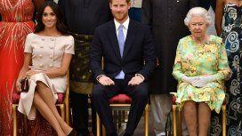 La sanción económica de la reina Isabel a Harry y Meghan Markle