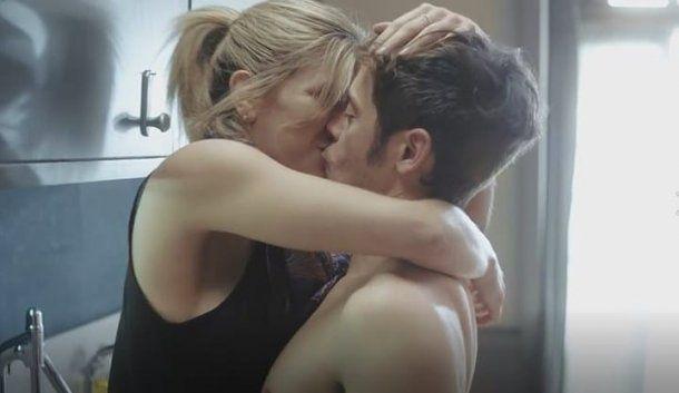 """La serie """"Inconvivencia"""" fue protagonizara por Laurita Fernández, ex de Nicolás Cabré, y Tomás Fonzi"""