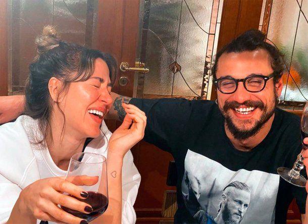 Jimena Barón y Daniel Osvaldo pasan esta fase de la cuarentena junto a Momo (Morrison Osvaldo Barón) el hijo en común de la ex pareja