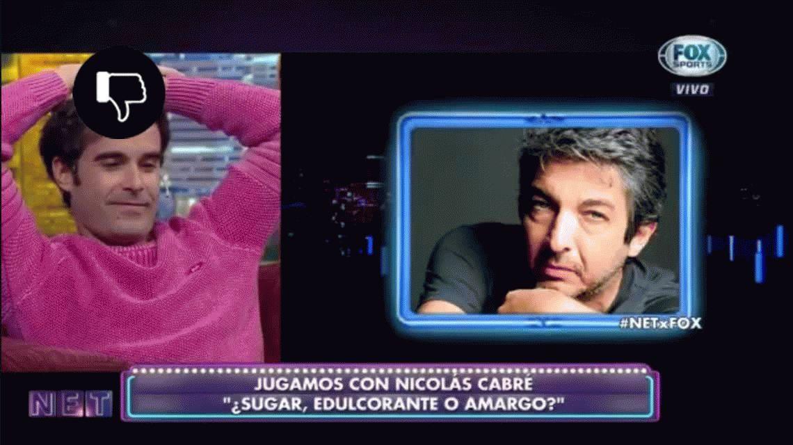 Nico Cabré destruyó a De Brito y Rial: No soy como ellos, no hablo sin conocer