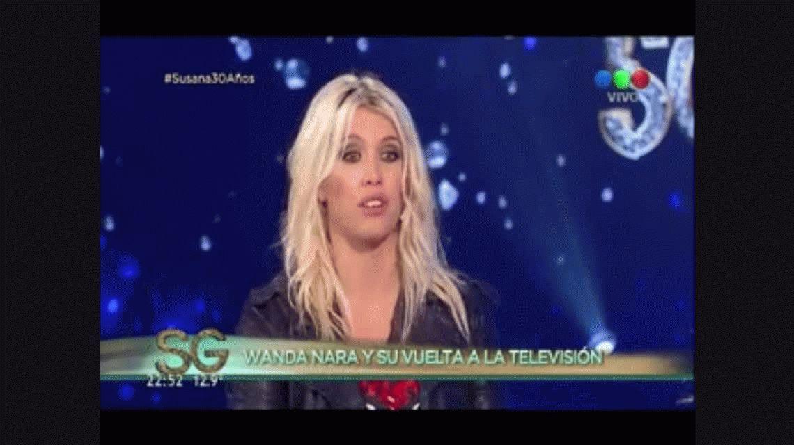 Wanda Nara: Mauro Icardi y Maxi López no eran amigos