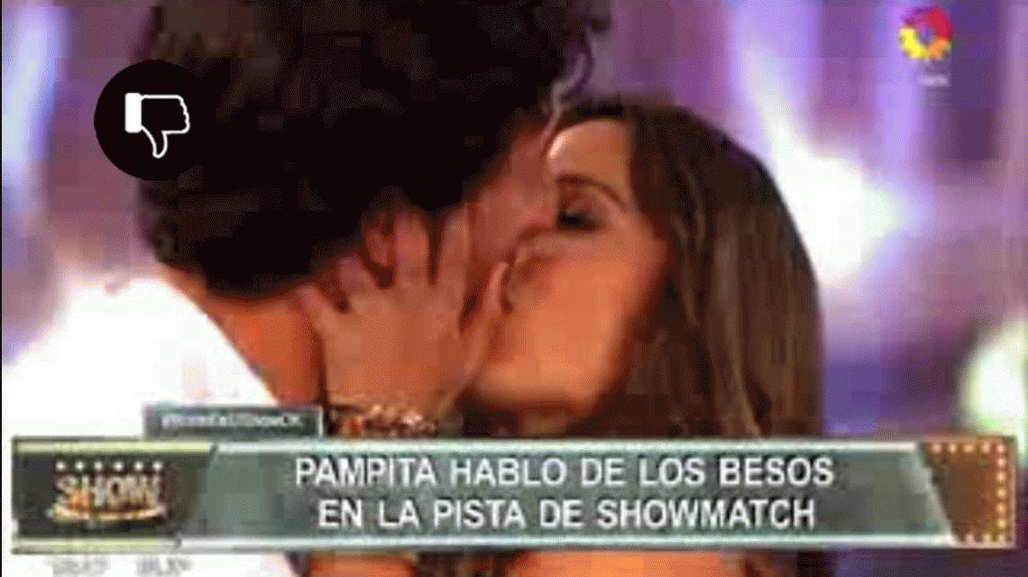 Pampita contó cómo fue su primer beso con Pico Mónaco