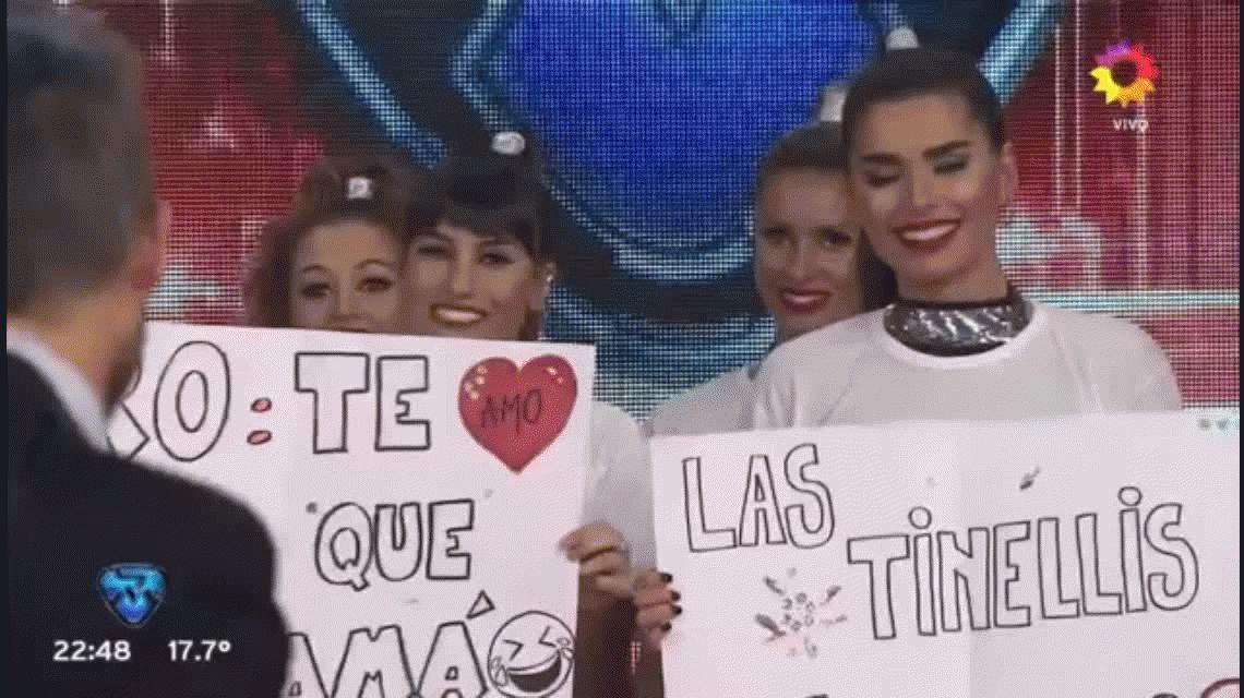 Campeonato de chape entre Rocío Robles con Tyago Griffo y Rocío Guirao Díaz y Nicolás Paladini: ¿Quién ganó?