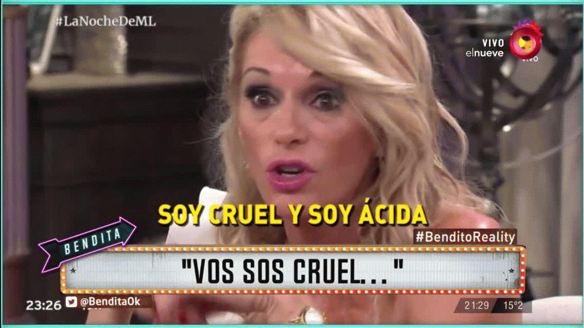 Tití Fernández: Yanina Latorre es la mujer más cruel de Argentina